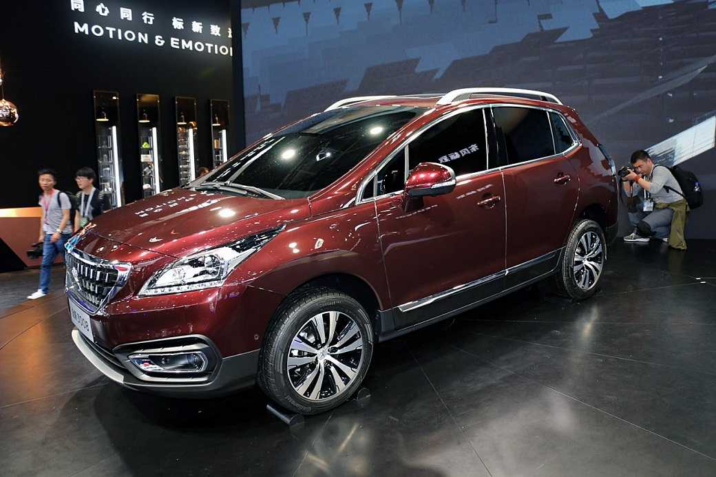 Peugeot 3008, car news