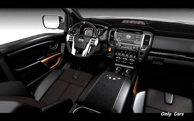 Interior Nissan Titan