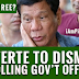 Pasyal-pasyal No More - President Duterte…