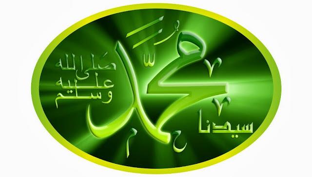 Nabi+Muhammad+SAW Tubuh Rasulullah SAW Dilindungi Petir
