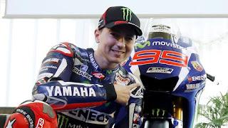 Yamaha Beri Waktu Lorenzo Hingga Tengah Musim