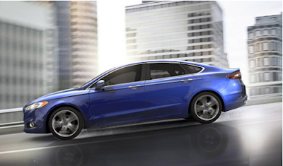 Introducing the 2016 Ford Fusion