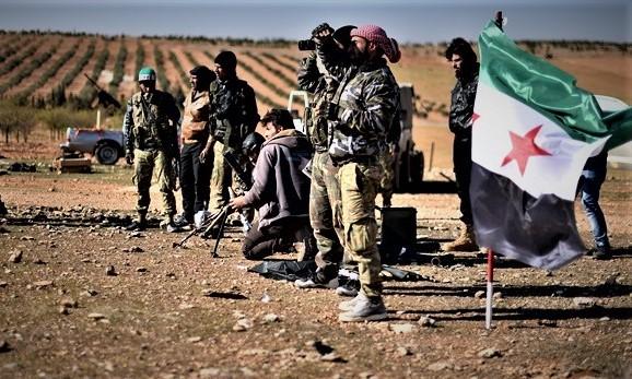 TSK destekli ÖSO üyesi 60 kişi Suriye Ordusu ve DSG ye katıldı