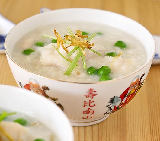 fish-porridge