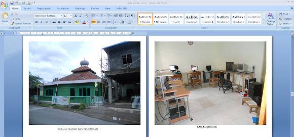 Cara Mengambil dan Menyimpan Gambar-Foto dari Dokumen Word