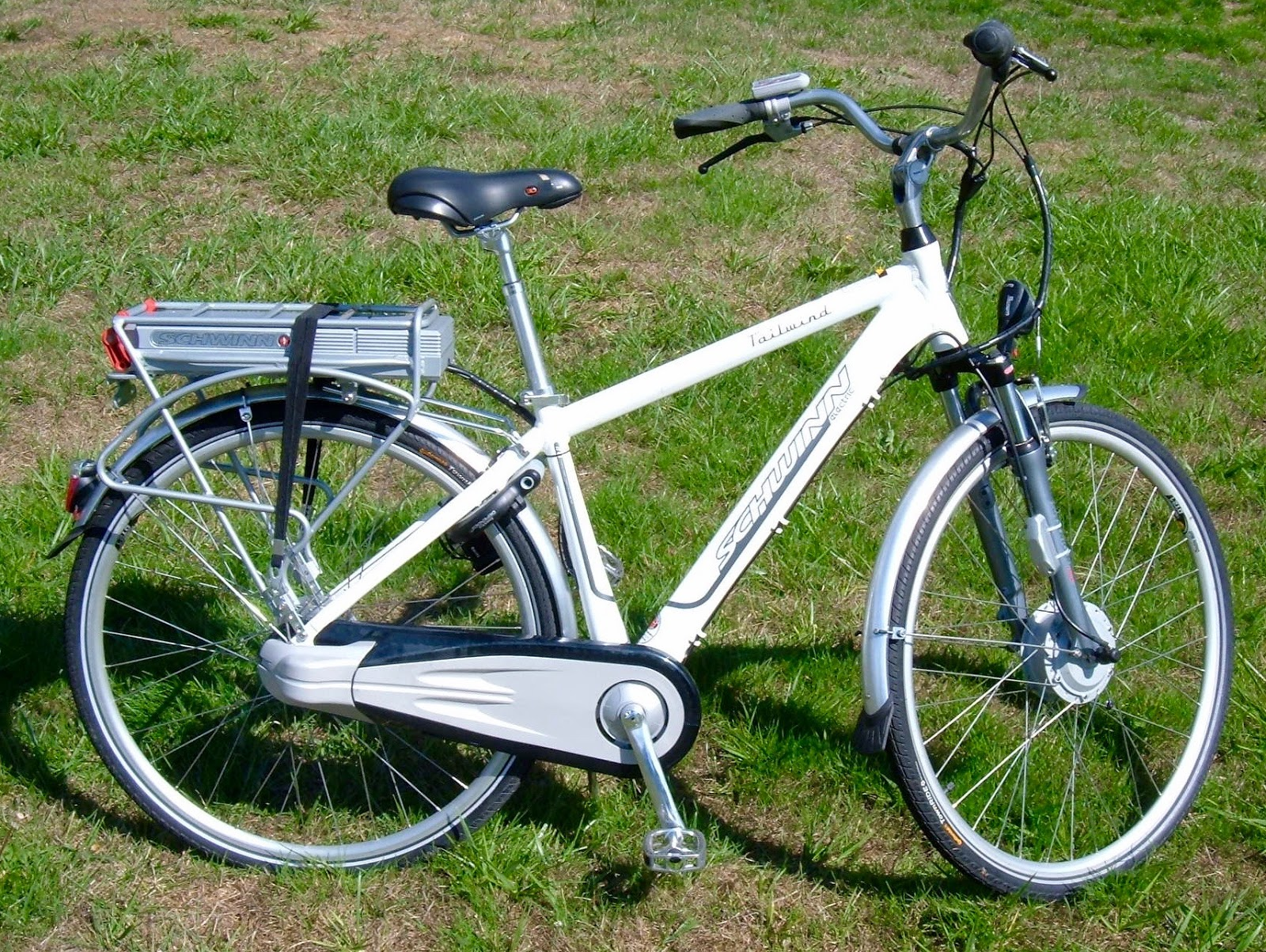 Syonyk's Project Blog: Schwinn Tailwind Review (in 2015)