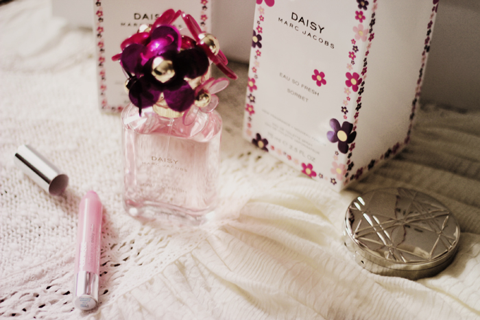 Marc Jacobs Daisy Sorbet Edition New 2015 Spring fragrance review