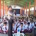 Isi Materi Dalam Kegiatan MPLS, Bhabinkamtibmas Ajak Para Siswa Antisipasi Kenakalan Remaja