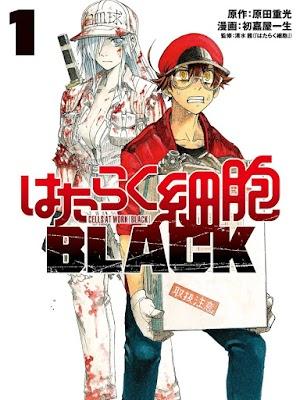 Hataraku Saibou Black [Capitulo 11/??] [Manga] [PDF] [Español] [Mega]