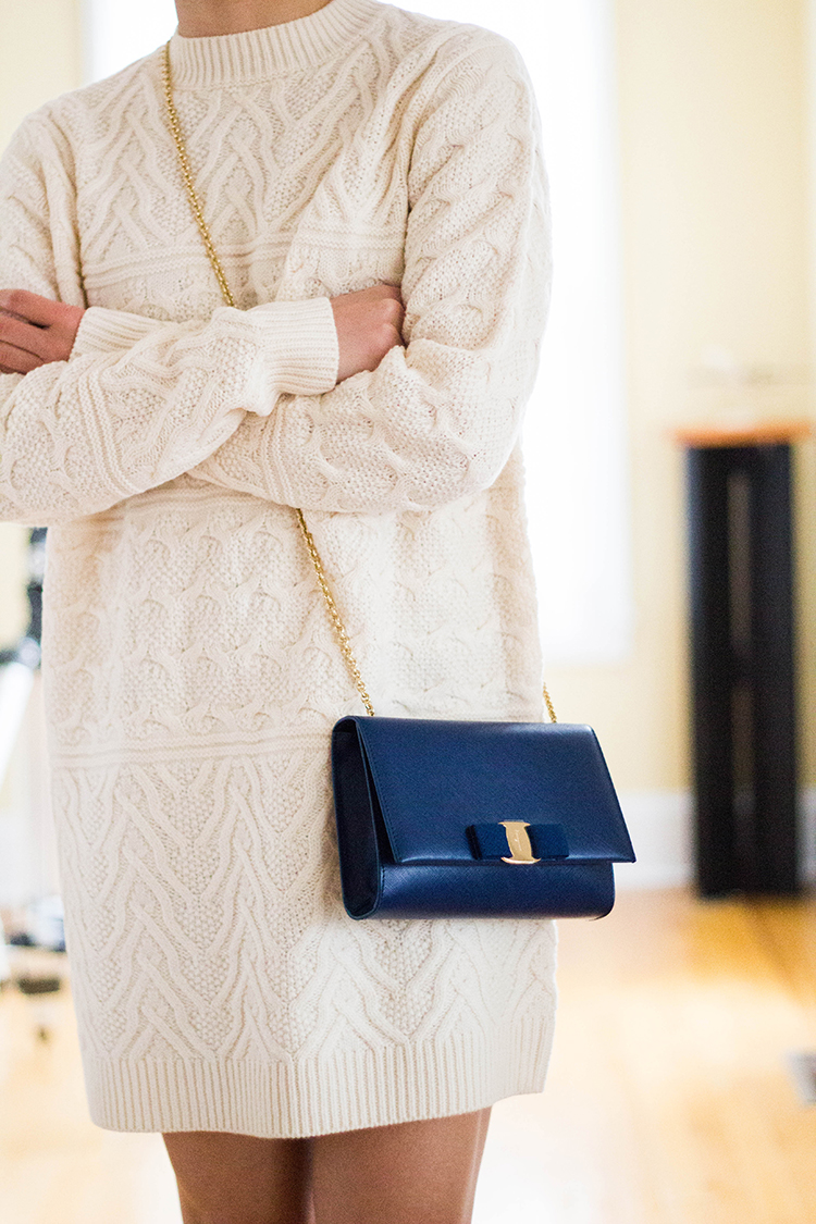 Review: Salvatore Ferragamo Miss Vara Bow Clip Crossbody Bag