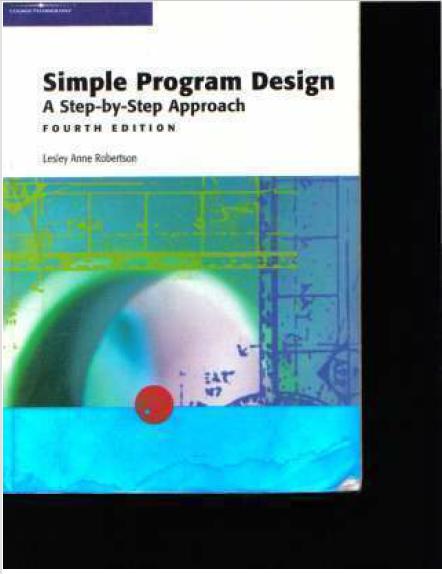 Simple Program Design Lesley Anne Robertson Pdf Download