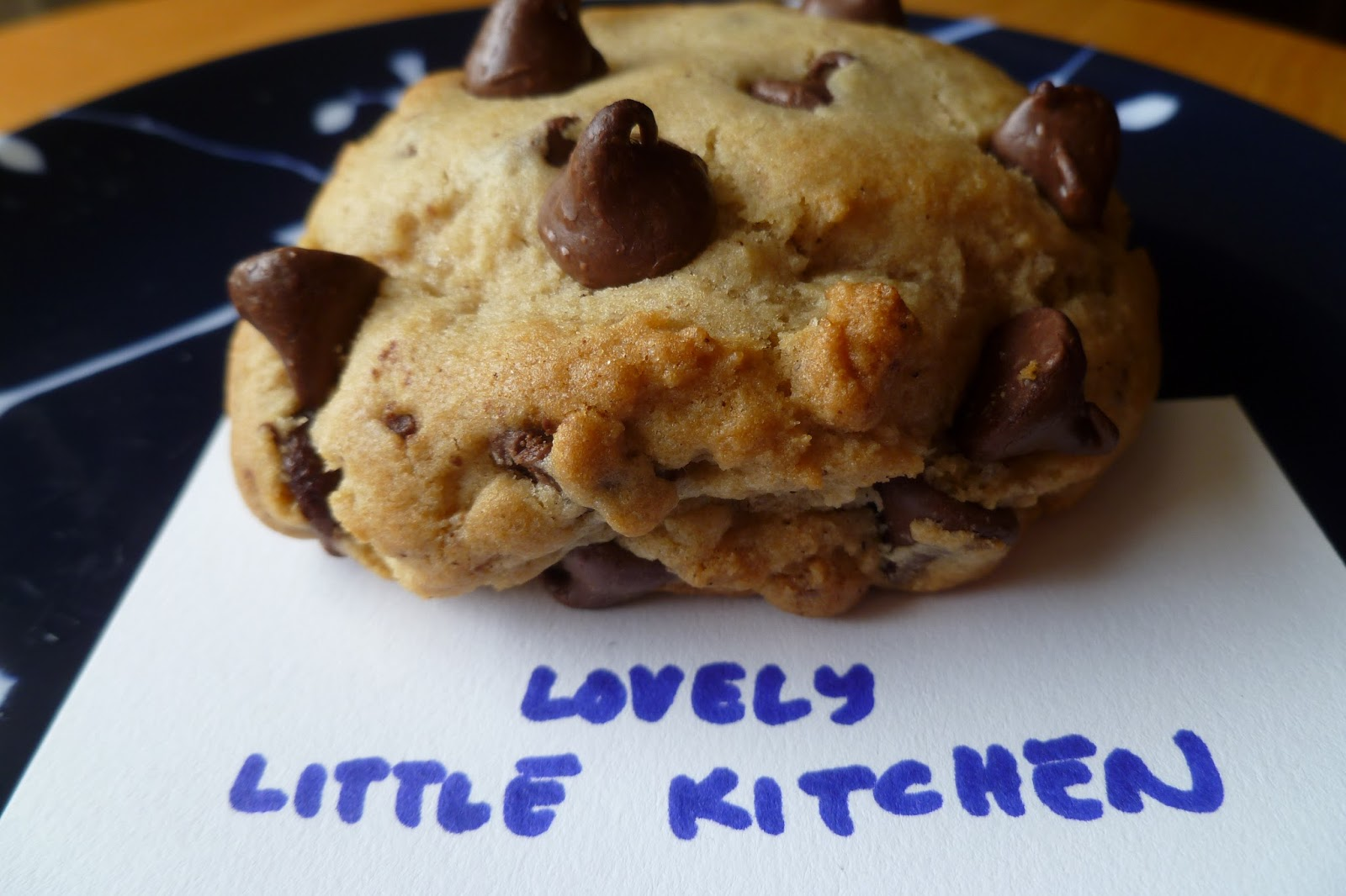 Ultimate Chocolate Chip Cookies   Made May 21, 2016 From Lovely Little  Kitchen