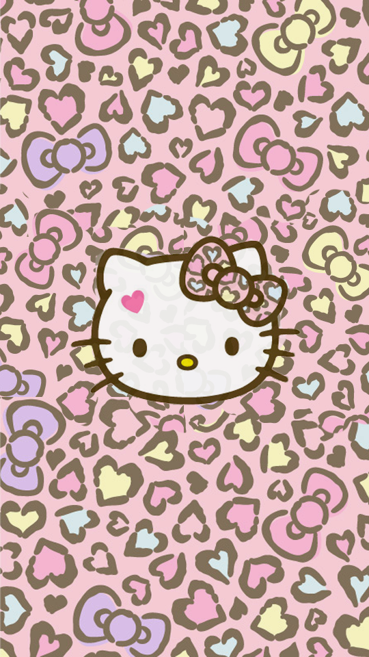Love Pink Hello Kitty Wallpapers Free