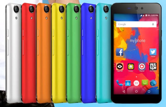 MyPhone RIO 2 Now Official, Yours for Php5,499