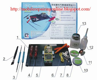 mobile repair tool kit