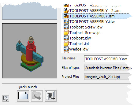 Beyond the Drafting Board: Use Inventor Model Preview Image to Help