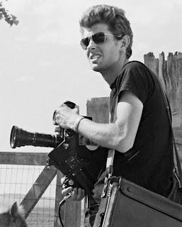 Fotografía de George Lucas a finales de los 60