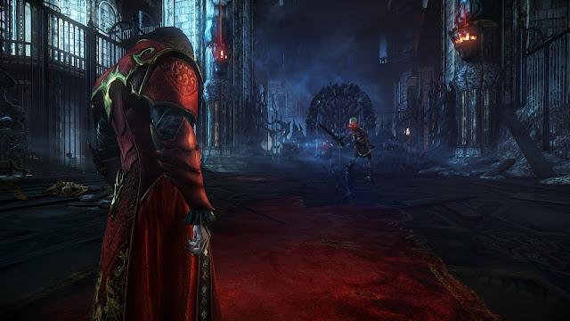 Castlevania: Lords of Shadow 2 - Xbox 360 - Multi5 - Captura 3
