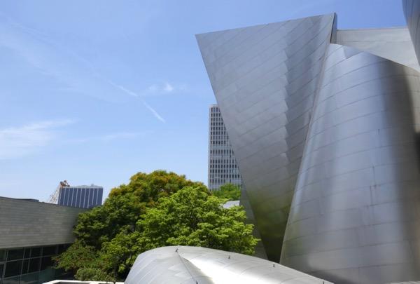 Walt Disney Concert Hall Frank Gehry DTLA
