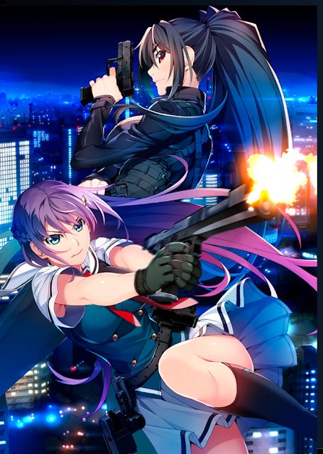 Grisaia: Phantom Trigger: Nuevo anime de Grisaia Series