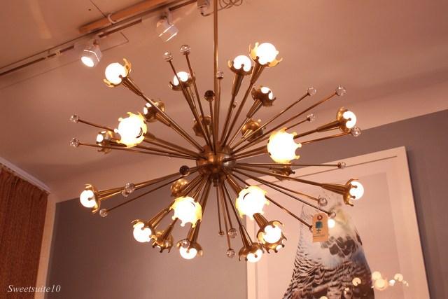 Jonathan Adler Sputnik chandelier