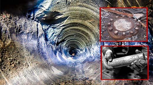 No creerás lo que los científicos encontraron cuando perforaron el agujero más profundo del mundo
