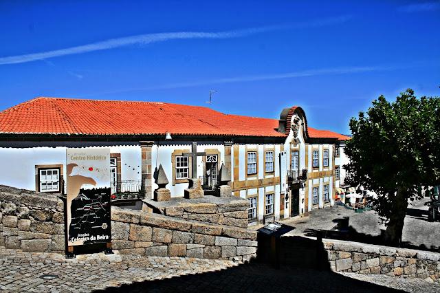 Praça de Santa Maria, Celorico da Beira