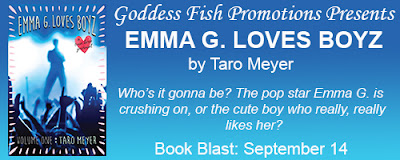 Book Blast - Emma G. Loves Boyz: A True Love Journal, By Taro Meyer