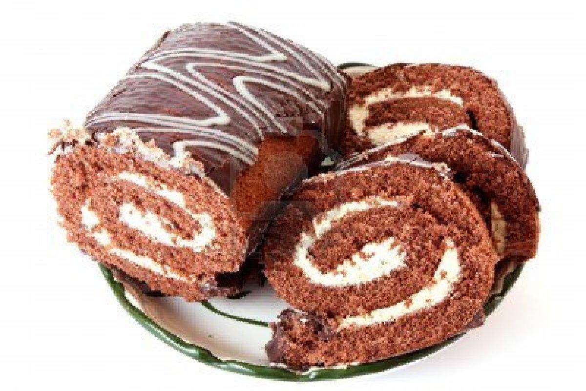 Chocolate Roll Cake Recipe In Sinhala
