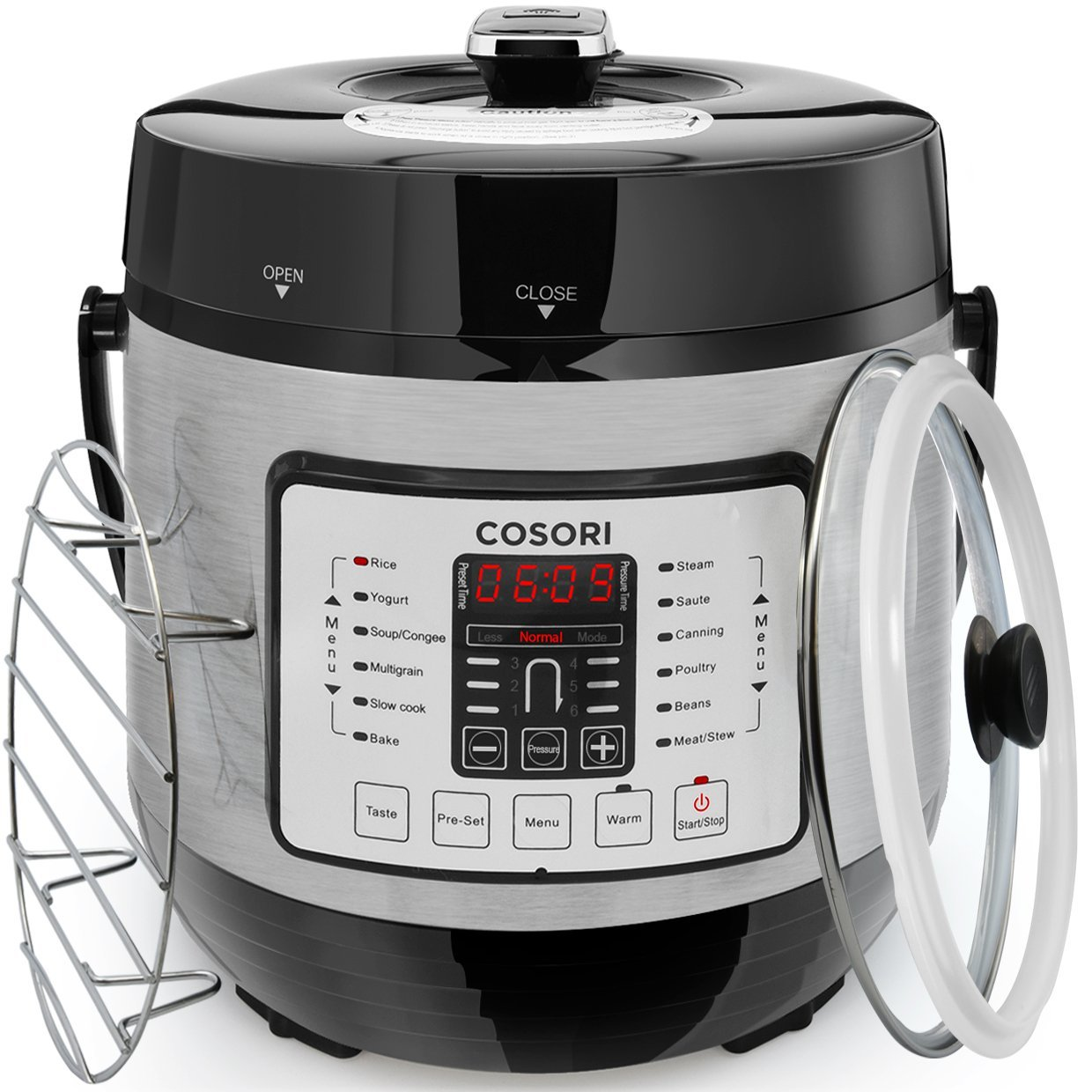 Pressure Cooker Cooking: Culinary Physics: Affordable And Best Electric Pressure