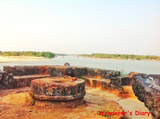 Canon,Betul Fort, South Goa - History Of Goa