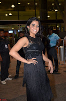 Wamiqa Gabbi in a sleeveless Black Designer Transparent Gown at 64th Jio Filmfare Awards South ~  Exclusive 066.JPG