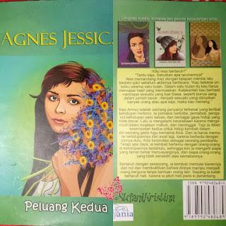 Review Novel Agnes Jessica Peluang Kedua