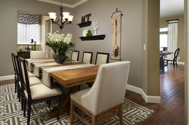 Recommendations for Decorating a Dining Room Wall Nice
