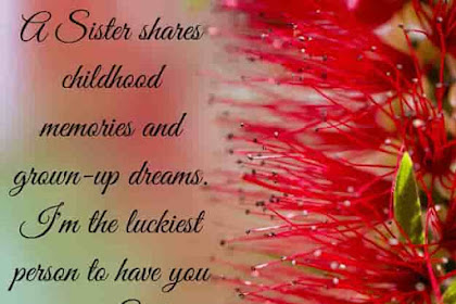 All The Sayings In The Category Good Morning Sister Quotes And