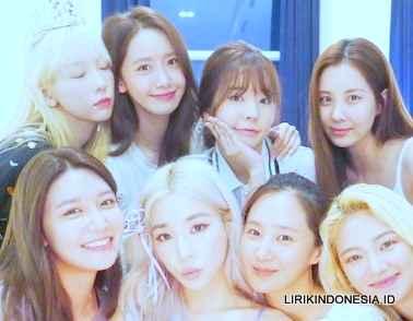 Lirik Cheap Creeper dari Girls Generation