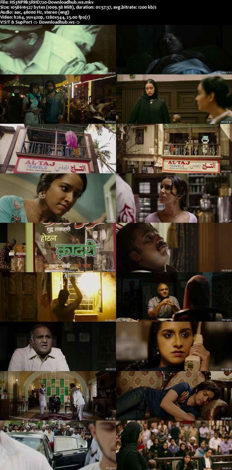 Haseena Parkar 2017 Hindi 720p