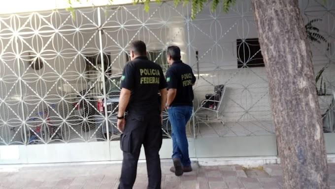 OPERAÇÃO: PF cumpre mandados em oito prefeituras paraibanas para investigar fraudes em licitações.