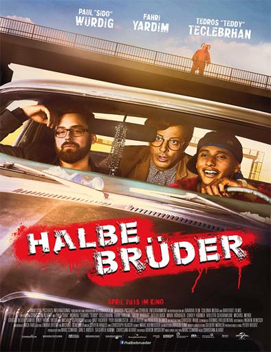 Ver Half Brothers (Halbe Brüder) (2015) Online