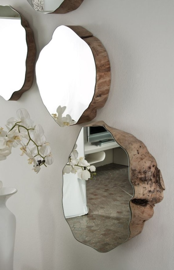 Ideas For Decorating With Mirrors - Home Interior Design 3