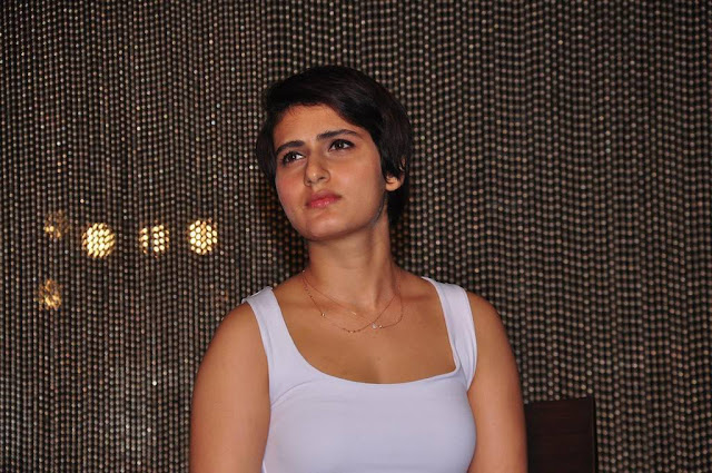 Fatima Sana Shaikh Images At Dangal Movie Press