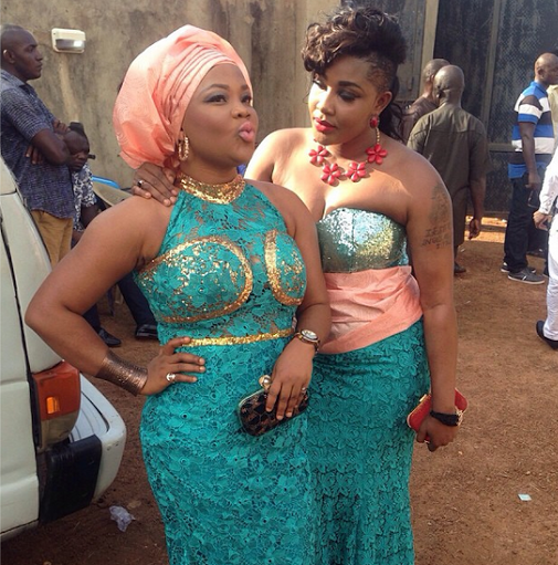 Ebube Nwagbo Angela Okorie Other Hot Stars At Actress
