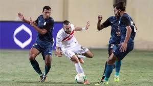 مشاهدة مباراة الزمالك وإنبي بث مباشر اون لاين اليوم 17/2/2019 الدوري المصري الممتاز Zamalek vs Enppi