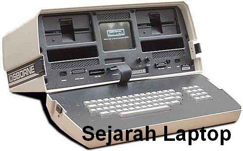 Mengetahui Sejarah Terciptanya Laptop Komputer Mungil
