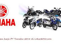 Informasi Penting Loker 2020/2021 PT Yamaha Motor R&D Terbaru