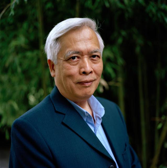 Chân dung Nhà vật lý thiên văn Trịnh Xuân Thuận. Bản quyền hình ảnh: Sophie Chivet/Agence VU'.