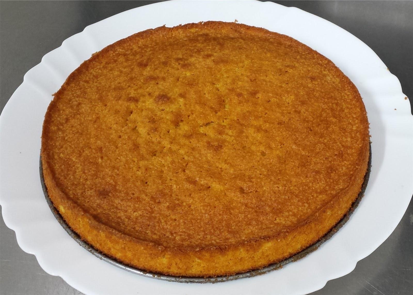 Karotten Orangen Kuchen