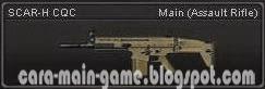 Senjata Point Blank SCAR-H CQC
