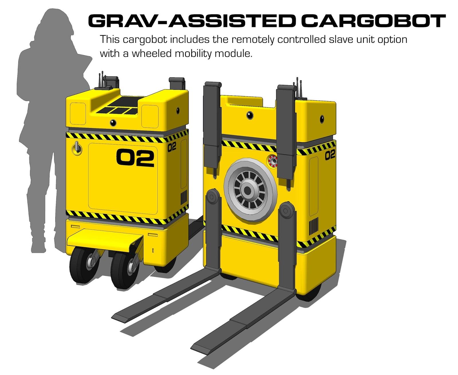 Yet Another Traveller Blog Grav Assisted Cargobot