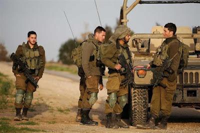 Israel ataca posições do Hamas em Gaza